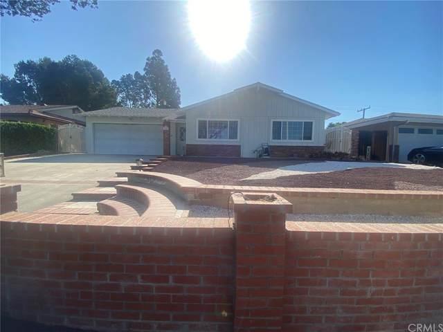 4004 S Forecastle Avenue, West Covina, CA 91792 (#WS21158596) :: RE/MAX Masters