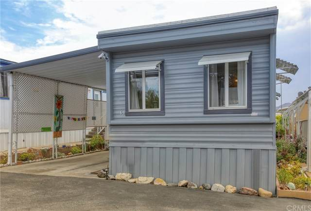 801 S Halcyon #5, Arroyo Grande, CA 93420 (#PI21157688) :: Blake Cory Home Selling Team