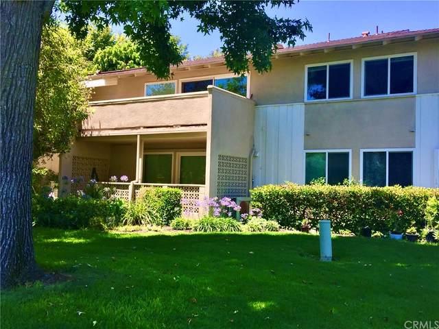 766 Calle Aragon U, Laguna Woods, CA 92637 (#OC21159105) :: Latrice Deluna Homes