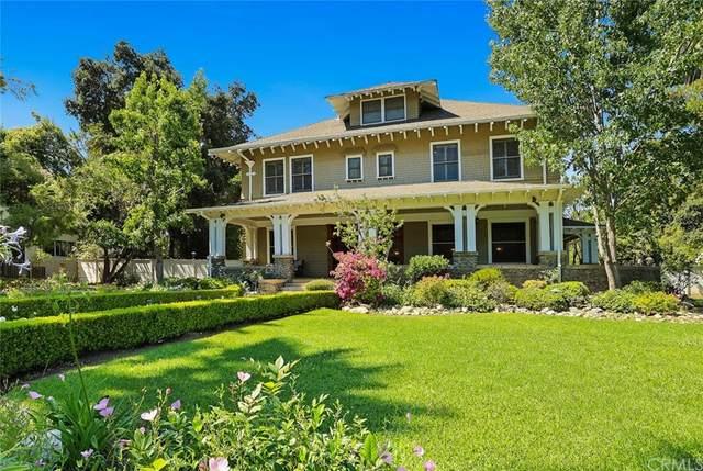 265 Bellefontaine Street, Pasadena, CA 91105 (#TR21158384) :: The Miller Group