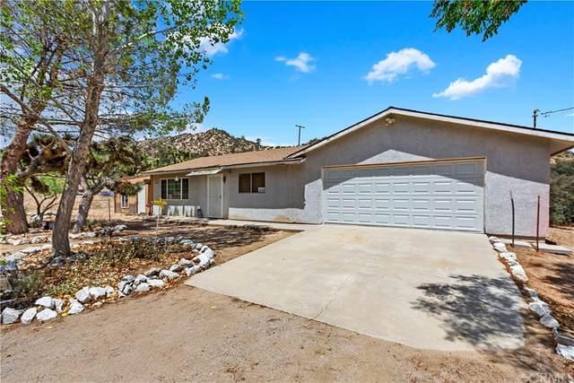 3530 Whispering Pines Road, Wrightwood, CA 92397 (#CV21159063) :: Zutila, Inc.