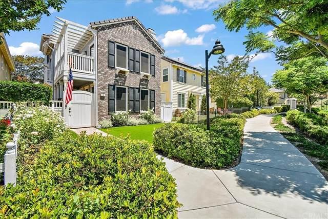 8 Conyers Lane, Ladera Ranch, CA 92694 (#OC21159906) :: Pam Spadafore & Associates