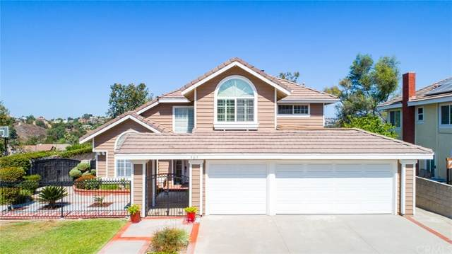 707 Laurelwood Way, Walnut, CA 91789 (#TR21159557) :: RE/MAX Empire Properties