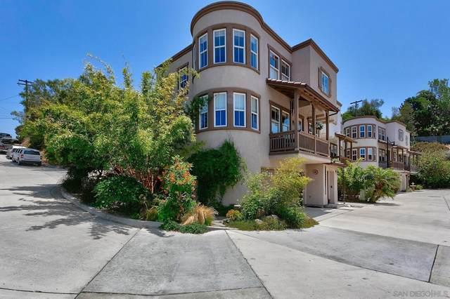 3173 Harbor Ridge Ln, San Diego, CA 92103 (#210020754) :: Steele Canyon Realty