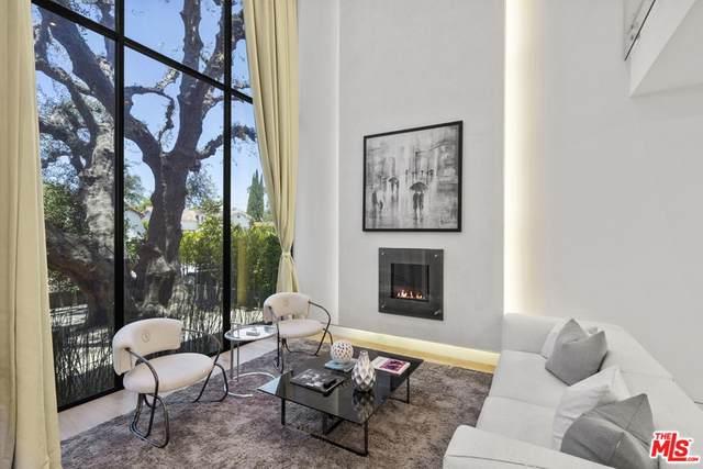 350 N Harper Avenue, Los Angeles (City), CA 90048 (#21762136) :: The Kohler Group