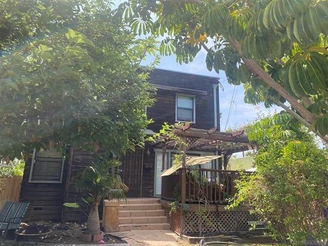 2938 Beech St, San Diego, CA 92102 (#210020914) :: Latrice Deluna Homes