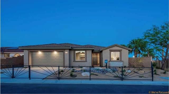 14456 E Agua Dulce Drive, Desert Hot Springs, CA 92240 (#219065312PS) :: Corcoran Global Living