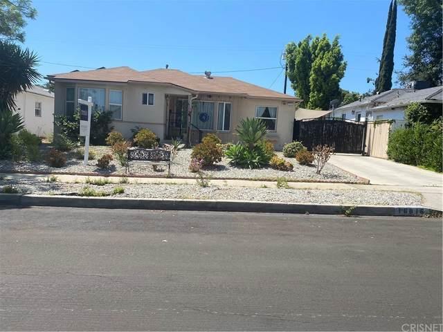 16816 Halper Street, Encino, CA 91436 (#SR21162652) :: Mark Nazzal Real Estate Group