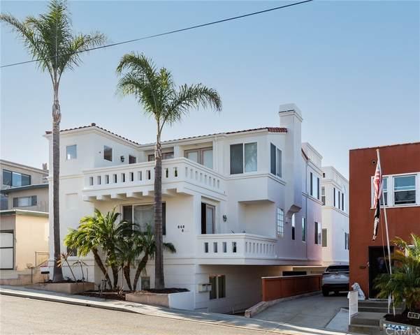 648 2nd Street, Hermosa Beach, CA 90254 (#SB21163292) :: Robyn Icenhower & Associates
