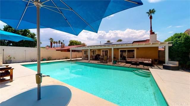 31600 Avenida Ximino, Cathedral City, CA 92234 (#SW21163452) :: Steele Canyon Realty