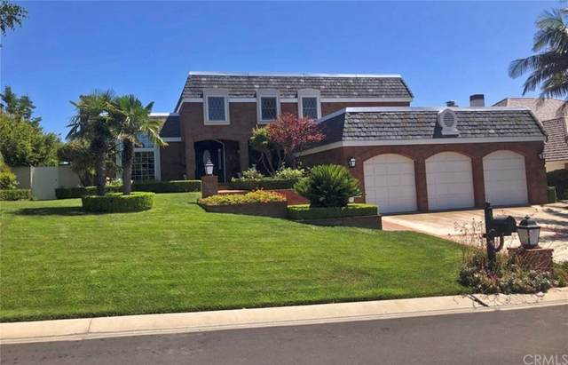 48 Santa Barbara Drive, Rancho Palos Verdes, CA 90275 (#SB21163643) :: Millman Team