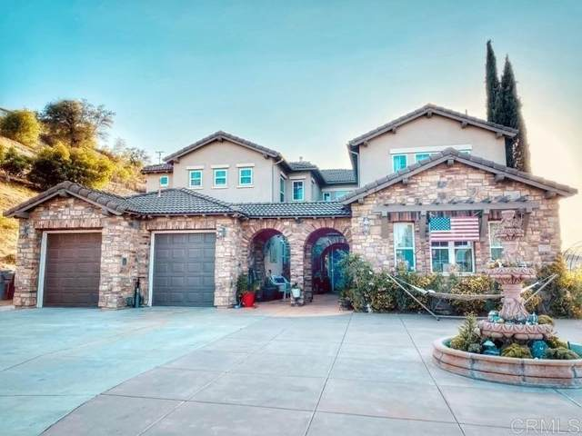 310 Highland Oaks Ct, Fallbrook, CA 92028 (#NDP2108722) :: Mainstreet Realtors®