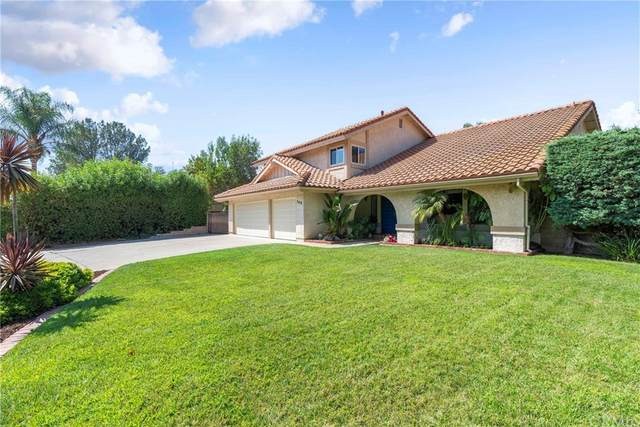 548 Pinecliff Place, Simi Valley, CA 93065 (#BB21145316) :: Necol Realty Group