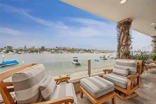 306 Via Lido Nord, Newport Beach, CA 92663 (MLS #LG21159851) :: The Zia Group