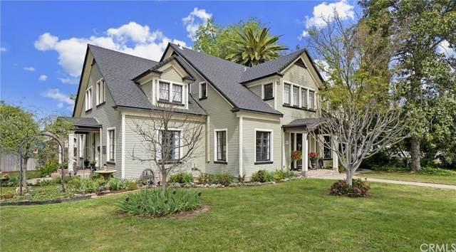 4895 Brockton Avenue, Riverside, CA 92506 (#SW21167182) :: Swack Real Estate Group | Keller Williams Realty Central Coast