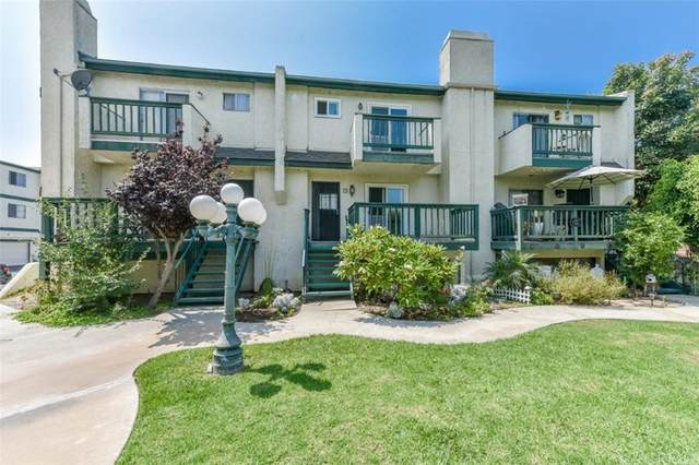 428 W 1st Street #10, Tustin, CA 92780 (#OC21175467) :: Robyn Icenhower & Associates