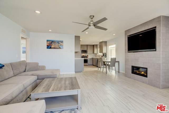 320 Hermosa Avenue #206, Hermosa Beach, CA 90254 (#21771290) :: RE/MAX Empire Properties