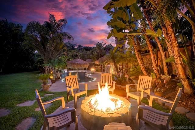 536 Saxony Rd, Encinitas, CA 92024 (#210022823) :: Blake Cory Home Selling Team