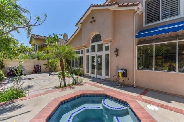 10600 Bruns Dr, Tustin, CA 92782 (#OC21178887) :: Blake Cory Home Selling Team