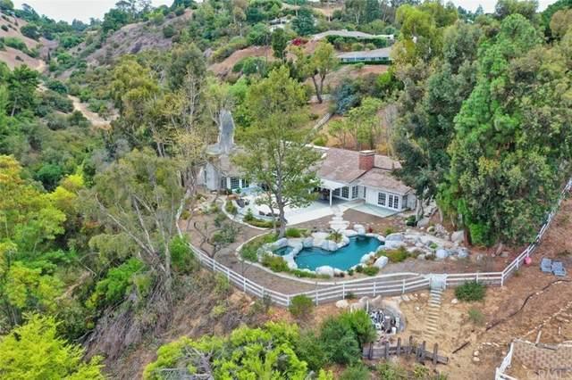 5 Chuckwagon Road, Rolling Hills, CA 90274 (#PV21177544) :: Go Gabby