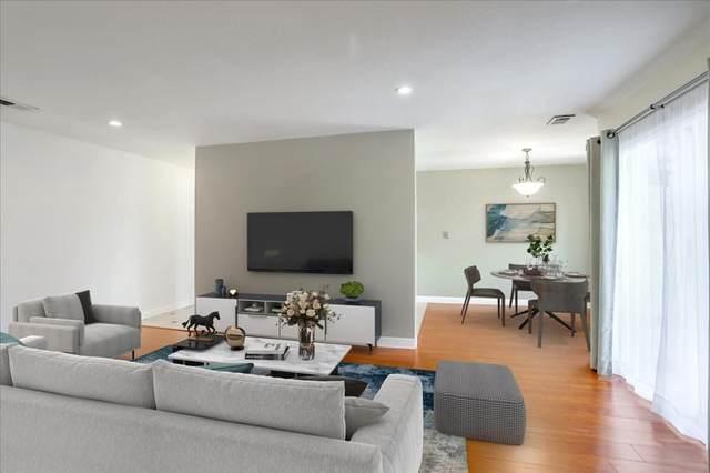 577 Taylor Avenue M, Sunnyvale, CA 94085 (#ML81858674) :: Blake Cory Home Selling Team