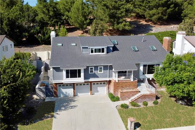 5417 Valley View Road, Rancho Palos Verdes, CA 90275 (#PV21185153) :: Go Gabby