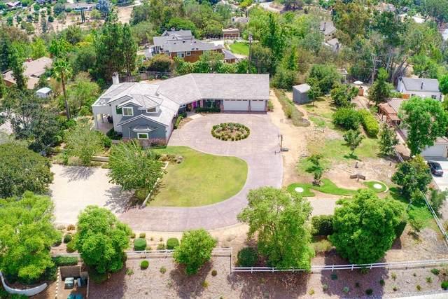 1494 Meredith Road, Fallbrook, CA 92028 (#NDP2109905) :: Murphy Real Estate Team
