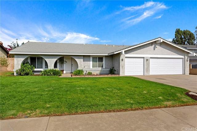 6475 Sard Street, Rancho Cucamonga, CA 91701 (#CV21189030) :: Corcoran Global Living