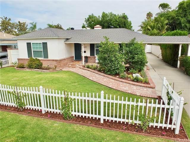 4438 Clark Avenue, Long Beach, CA 90808 (#PW21189876) :: Steele Canyon Realty