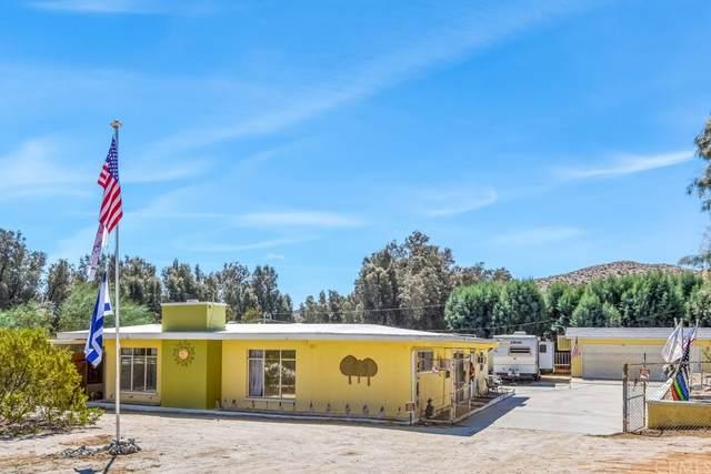 49819 Park Avenue, Morongo Valley, CA 92256 (#IG21190497) :: Swack Real Estate Group   Keller Williams Realty Central Coast