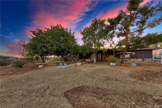 33889 Acton Canyon Road, Acton, CA 93510 (#SR21190722) :: Corcoran Global Living