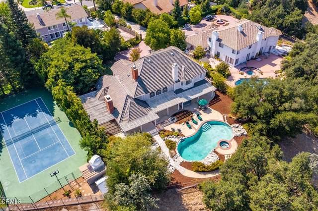 29325 Castlehill Drive, Agoura Hills, CA 91301 (#V1-8095) :: Wendy Rich-Soto and Associates