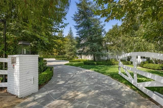 5889 Jed Smith Road, Hidden Hills, CA 91302 (#SR21195264) :: RE/MAX Empire Properties