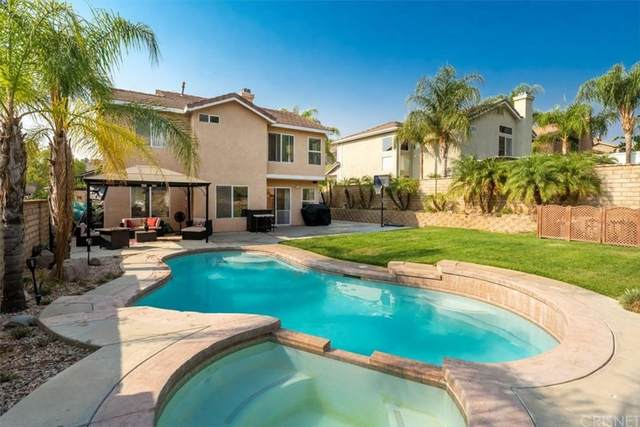 27843 Lassen Street, Castaic, CA 91384 (#SR21193082) :: Robyn Icenhower & Associates