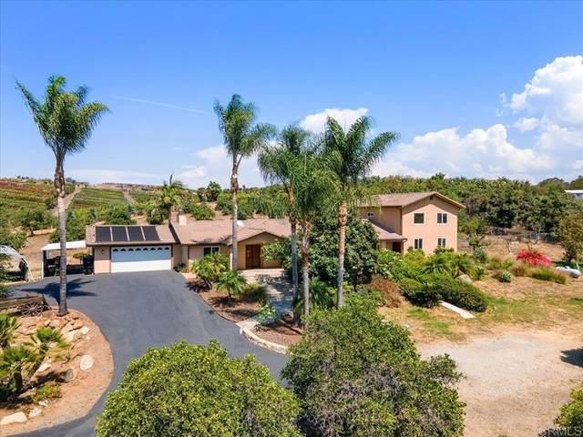 8254 Via Urner Way, Bonsall, CA 92003 (#NDP2110333) :: Swack Real Estate Group | Keller Williams Realty Central Coast