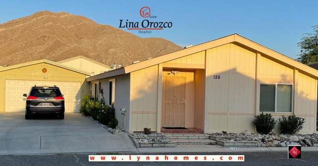 22840 Sterling Avenue #126, Palm Springs, CA 92262 (#219067217DA) :: Jett Real Estate Group