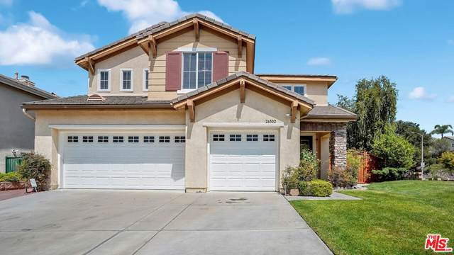 26502 Swan Lane, Canyon Country, CA 91387 (#21781288) :: Robyn Icenhower & Associates