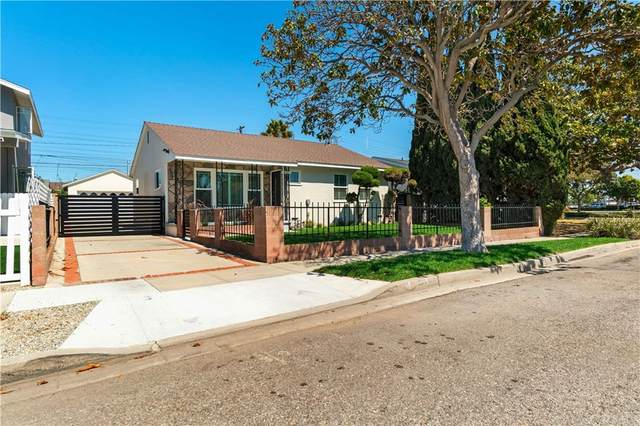 4507 Narrot Street, Torrance, CA 90503 (#SB21198793) :: RE/MAX Empire Properties
