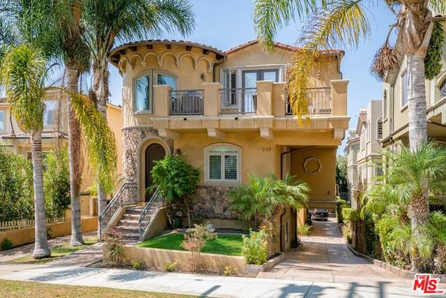 239 S Irena Avenue B, Redondo Beach, CA 90277 (#21781716) :: Go Gabby