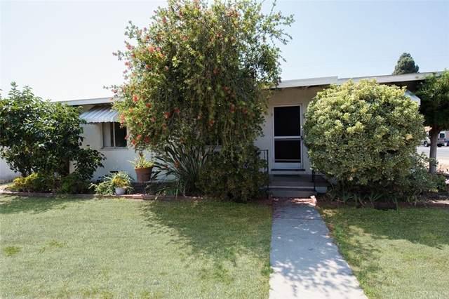 8527 Colbath Avenue, Panorama City, CA 91402 (#CV21200091) :: Wendy Rich-Soto and Associates