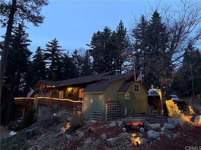6235 Ponderosa Drive, Angelus Oaks, CA 92305 (#EV21200714) :: Blake Cory Home Selling Team