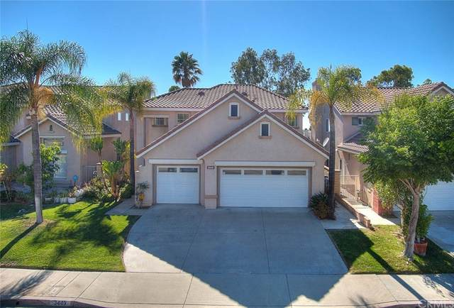 3449 Ashbourne Place, Rowland Heights, CA 91748 (#TR21199092) :: Wendy Rich-Soto and Associates