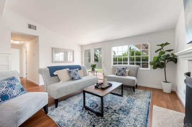 2658 Marathon Drive, San Diego, CA 92123 (#PTP2106473) :: Blake Cory Home Selling Team