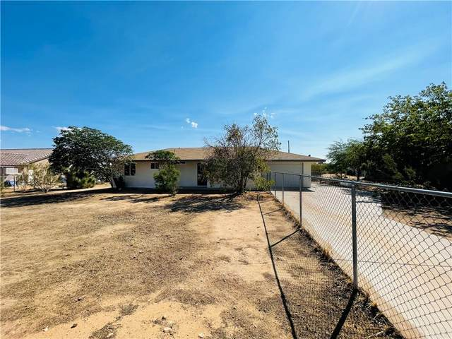 58207 Campanula Street, Yucca Valley, CA 92284 (MLS #IV21201367) :: ERA CARLILE Realty Group