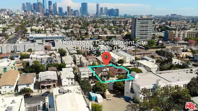 1134 S Berendo Street, Los Angeles (City), CA 90006 (#21783446) :: Steele Canyon Realty