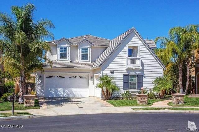 6867 Hazel Top Court, Moorpark, CA 93021 (#221005055) :: Jett Real Estate Group