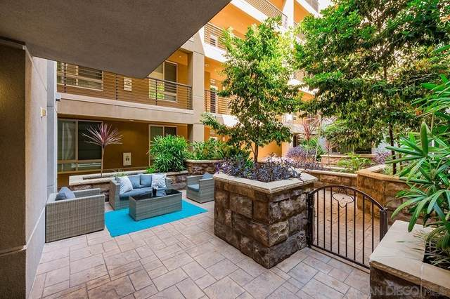 1465 C Street #3210, San Diego, CA 92101 (#210026222) :: Better Living SoCal