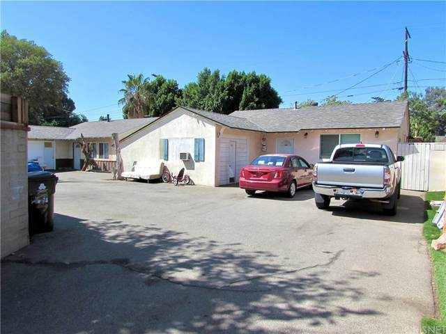 6705 Orion Avenue, Van Nuys, CA 91406 (#SR21206177) :: Corcoran Global Living