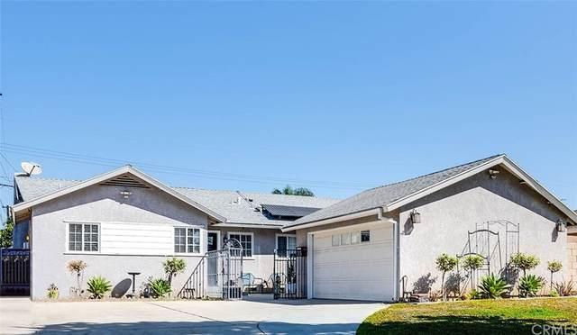 1353 W Oak Avenue, Fullerton, CA 92833 (#PW21206258) :: Corcoran Global Living