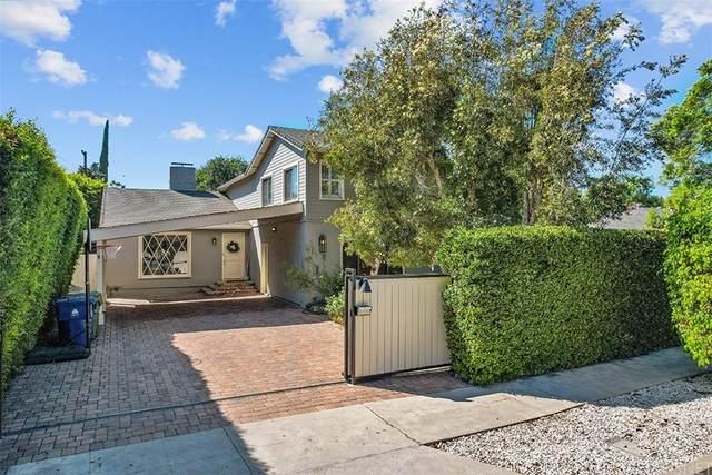 4719 Saloma Avenue, Sherman Oaks, CA 91403 (#SR21205790) :: Steele Canyon Realty